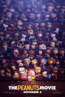 Riešutėlių filmas / The Peanuts Movie (2015)