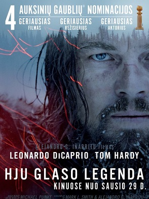 Hju Glaso legenda / The Revenant (2015)