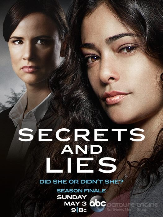 Melas ir paslaptys (1 sezonas) / Secrets and Lies (season 1) (2015)