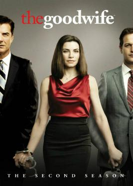 Geroji žmona (2 Sezonas) / The Good Wife (Season 2) (2010)