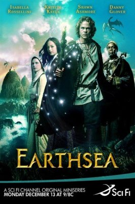Žemjūrė / Legend of Earthsea (2004)