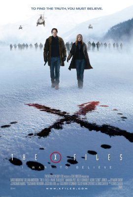 X failai: noriu tikėti / The X Files: I Want to Believe (2008)