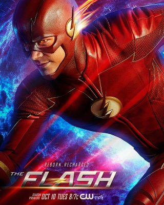 Blyksnis (sezonas 4) / The Flash (season 4) (2017)