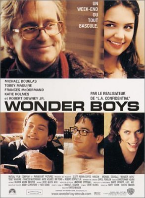 Vunderkindai / Wonder Boys (2000)