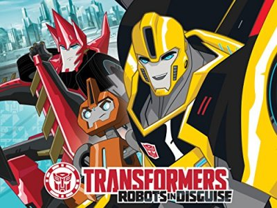 Transformeriai. Maskuots meistrai (1 sezonas) / Transformers: Robots in Disguise (season 1) (2015)