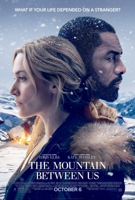 Kalnas tarp mūsų / The Mountain Between Us (2017)