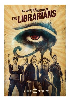 Bibliotekininkai (2 sezonas) / The Librarians (season 2) (2015)