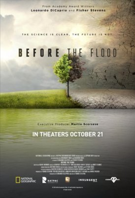 Prieš potvynį / Before the Flood (2016)