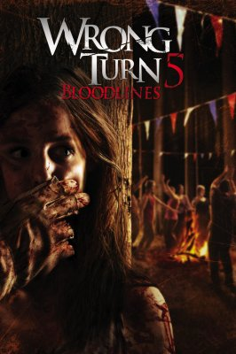Lemtingas posūkis 5 / Wrong turn 5: Bloodlines (2012)