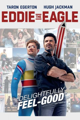 Erelis Edis / Eddie the Eagle (2016)