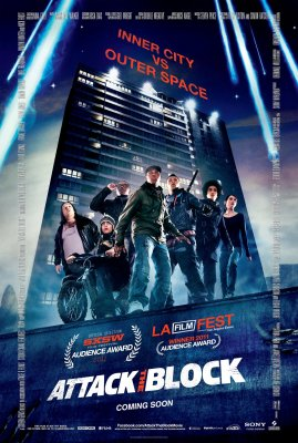 Atremti ataką / Attack The Block (2011)