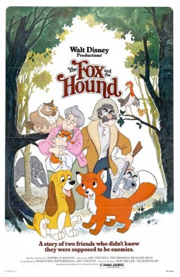 Lapė ir šuo / The Fox and the Hound (1981)
