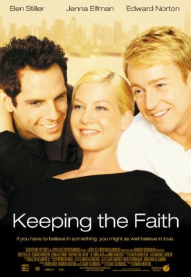 Mylėk ir tikėk / Keeping the Faith (2000)