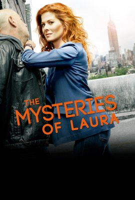 Lauros paslaptys (1 sezonas) / The Mysteries of Laura (1 sezonas) (2014)