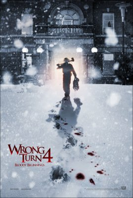 Lemtingas posūkis 4 / Wrong turn 4: Bloody Beginnings (2011)