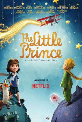 Mažasis princas / The Little Prince (2015)