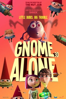 Gnomai / Gnome Alone (2017)