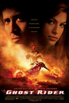 Tamsos baikeris / Ghost Rider (2007)