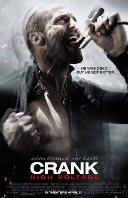 Adrenalinas 2: Aukšta įtampa / Crank: High Voltage (2009)