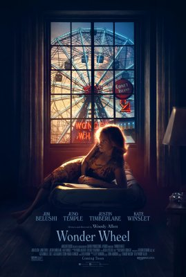 Užburtas ratas / Wonder Wheel (2017)