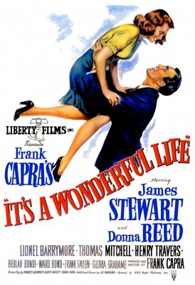 Pamatyk kine: Nuostabus gyvenimas / Its a Wonderful Life (1946)