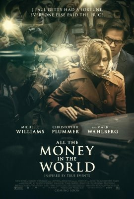 Visi pasaulio pinigai / All the Money in the World (2017)