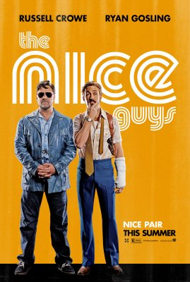 Kieti bičai / The Nice Guys (2016)