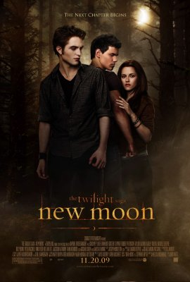 Jaunatis / The Twilight Saga: New Moon (2009)