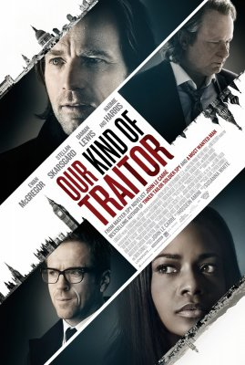 Išdavikas / Our Kind of Traitor (2016)