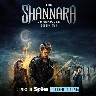 Šanaros kronikos (1 sezonas) / The Shannara Chronicles (season 1) (2016)