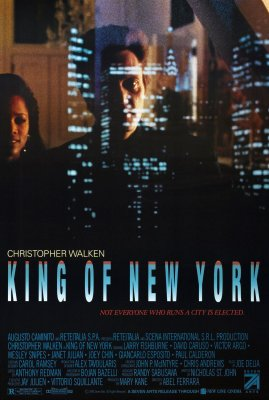 Niujorko karalius / King of New York (1990)