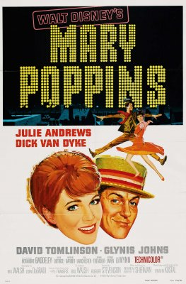 Merė Popins / Mary Poppins (1964)