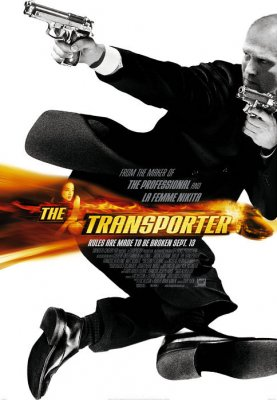 Transporteris / The Transporter (2002)