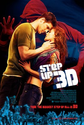 Šokis hip-hopo ritmu 3 / Step Up 3D (2010)