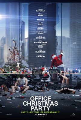 Firmos kaledinis balius / Office Christmas Party (2016)