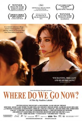 Ir ką mums dabar daryt? / Et maintenant on va où? / Where Do We Go Now? (2011)