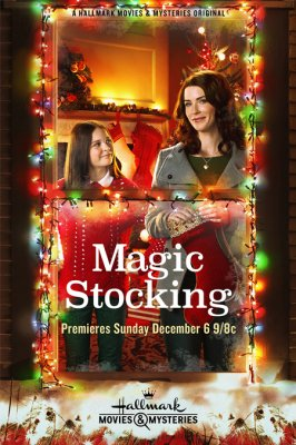 Stebuklinga kojinė / Magic Stocking (2015)