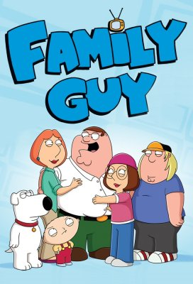 Šeimos bičas (8 sezonas) / Family guy (Season 8) (2009)
