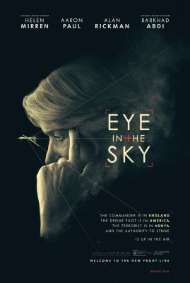 Padangių akis / Eye in the Sky (2015)