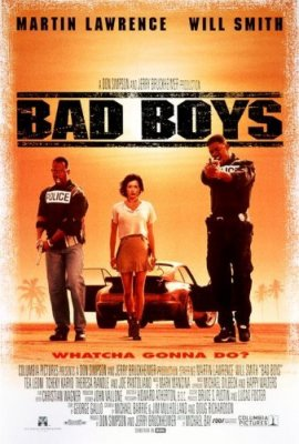 Pašėlę vyrukai / Bad Boys (1995)