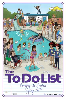 Sekso abėcėlė / The To Do List (2013)