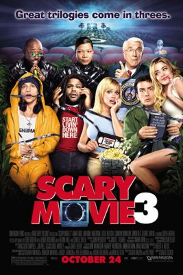 Pats baisiausias filmas 3 / Scary Movie 3 (2003)