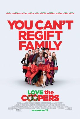 Tobulos Kalėdos / Love the Coopers (2015)