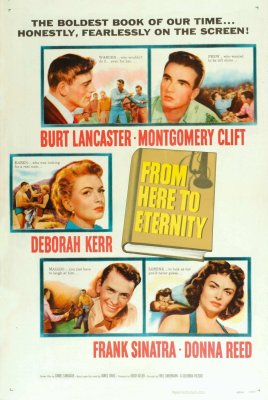 Dabar ir visada / From Here to Eternity (1953)