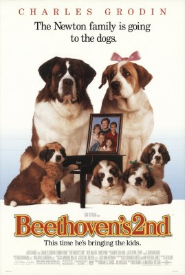 Bethovenas 2 / Beethoven's 2nd (1993)