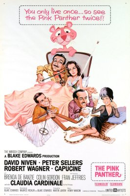 Rožinė pantera / The Pink Panther (1963)