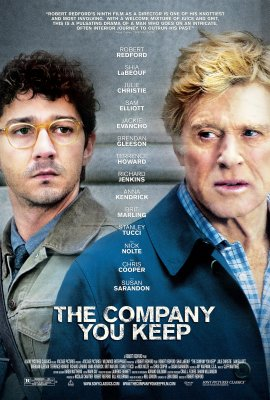 Tavo kompanija / The Company You Keep (2012)