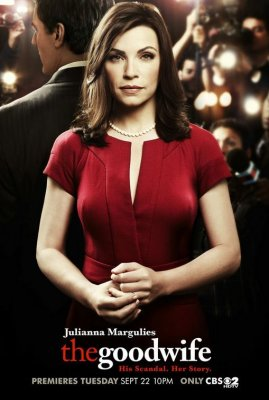 Geroji žmona (1 Sezonas) / The Good Wife (Season 1) (2009)