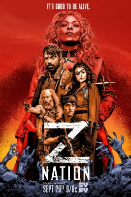 Zombių nacija (4 sezonas) / Z Nation (season 4) (2017)