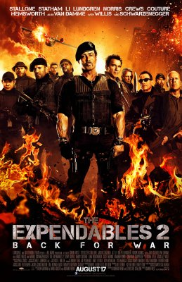 Nesunaikinami 2 / The Expendables 2 (2012)